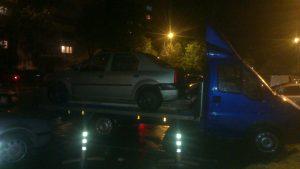 Tractari auto avariate Cluj