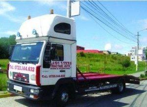 Tractari auto si transport Cluj